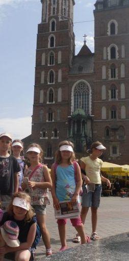 Wycieczki po Krakowie