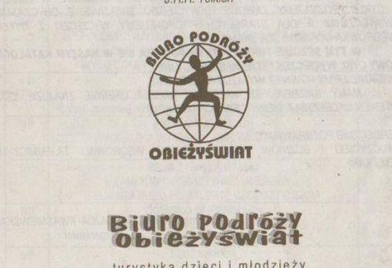 Pierwszy katalog drukowany/ czarno biały
