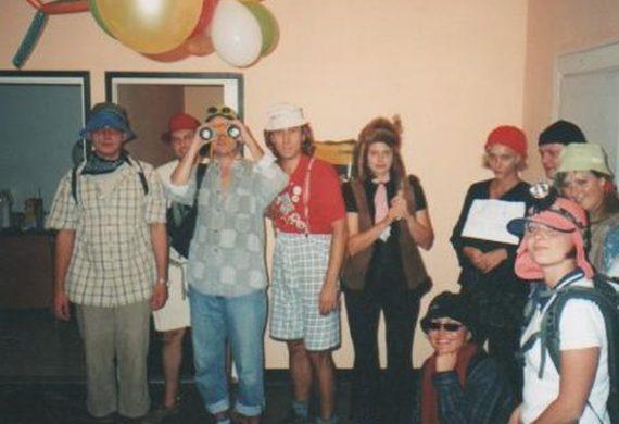 5 lat biura/ 2003 rok