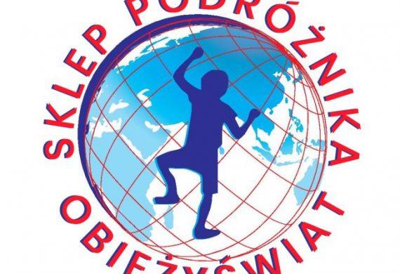 Logo Sklep Podróżnika/ maj 2020